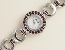 Náramek Ag 925/000 hodinky